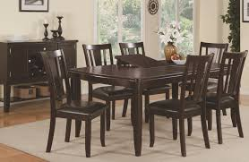 cappuccino dining set paradise furniture