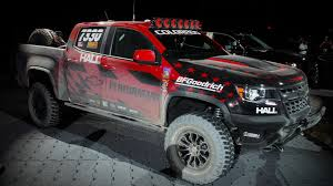 chevy baja truck street legal chevy u0027s zr2 is even more capable with aftermarket racing parts