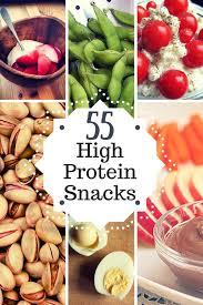 55 high protein snacks u2022 pdf infographic u2022 healthy happy smart