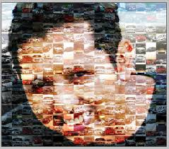 tutorial edit foto mozaik teknik dasar membuat efek mozaik dengan background gambar tutorial