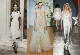 Wedding Designers Gorgeous And Edgy Bridal Dresses From 3 Amazing Designers
