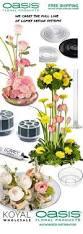 Floral Supplies Cascading Wedding Flower Table Runner Garland Flower Foam Supplies