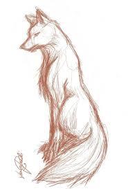 wolf sketch by finnhuman97 on deviantart drawing illustration