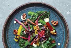 rainbow chard salad recipe leite u0027s culinaria
