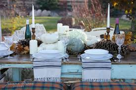 20 gorgeous thanksgiving tablescape ideas home stories a to z