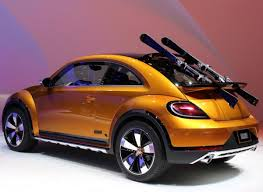 volkswagen orange volkswagen beetle dune concept photos taste the rainbow