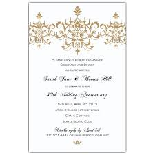 50th wedding anniversary invitation wording sles iidaemilia