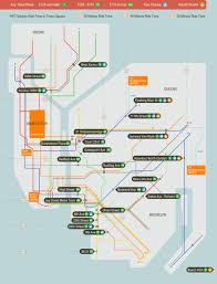 Map Nyc Subway by Map Of Brooklyn Bronx U0026 Queens Hotels Near Nyc Subway