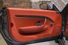matte orange maserati 2016 maserati granturismo sport convertible