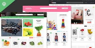 brezza fruit store magento responsive theme https