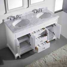 Bed Bath And Beyond Stamford Eviva Elite Stamford 72 Inch Double Bathroom Vanity In White