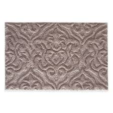 Damask Bath Rug Interesting Damask Bathroom Rug Alluring Buy Rugs From Bed Bath