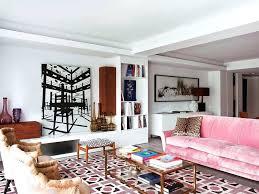 Home Design Furniture Ta Fl | mid century modern apartment sofa this pink sofa is an incredible