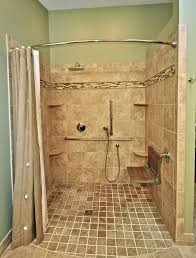 barrier free bathroom design handicap shower design bathroom modern with barrier free curbless