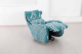 kim power recliner swivel chair by famaliving california modern