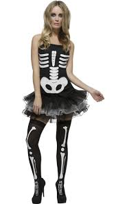 cavewoman halloween costumes women u0027s skeleton costume cheap skeleton halloween costume