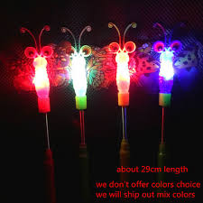 christmas sticks with lights 2018 kids girls led flashing fairy magic wand sticks light up