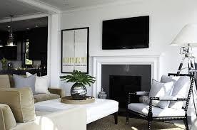 black and white living room u2013 home art interior