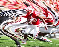 i took acid and went to a badger football game the badger herald