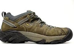 s outdoor boots in size 12 keen mens targhee ii leather low athletic outdoor hiking trail