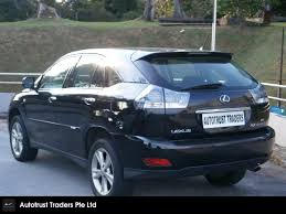 toyota lexus used car buy used toyota lexus rx400h hybrid car in singapore 51 543