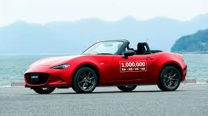 mazda car models mazda models millionth miata news u0026 features autotrader ca