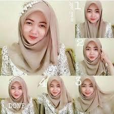 tutorial hijab paris ke pesta 35 tutorial hijab pesta kondangan modern terbaru 2018 tutorial