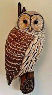236 best owl carvings and statues images on owls owl