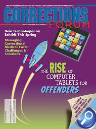 corrections forum march april by criminal justice media inc issuu