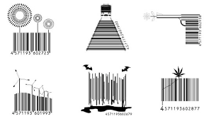 Barcode Designs For Japanese Barcode Design Cool