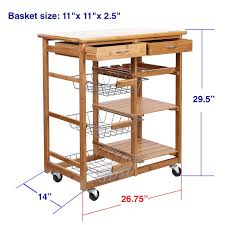 bamboo kitchen cart island nantucket kitchen island cedar