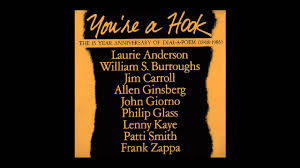 bickford william s burroughs you re a hook a