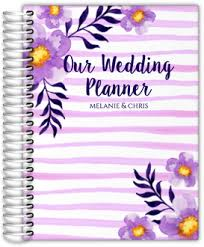 our wedding planner custom wedding planners wedding planner books