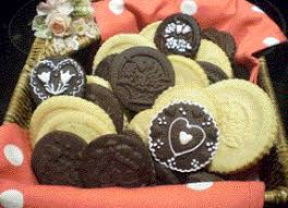 Recipe Decorated Cookies Rycraft Cookie Stamps Cookie Recipes U0026 Baking Tips Decorating