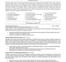 Examples Of Police Resumes by Smart Idea Police Resume Examples 11 25 Best Ideas About Officer