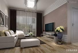 beautiful simple living room with tv exquisite apartment ideas