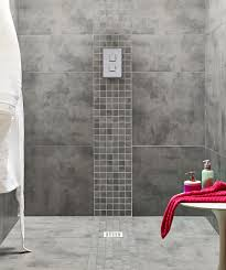 Grey Bathroom Tile by Zamora Grey Wall And Floor Tile 29 5x59 5cm Topps Tiles