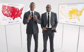 Verizon Coverage Map Los Angeles by New Verizon Ad With Jamie Foxx Targets Sprint Customers The