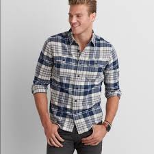 75 off american eagle outfitters other aeo flagstaff flannel