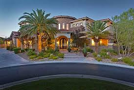 mediterranean style mansions 3 75 million mediterranean style mansion in las vegas nv homes