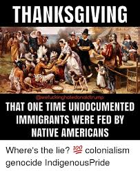 thanksgiving that one time undocumented immigrants were fed by