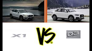 bmw x1 vs audi q3 autovia india bmw x1 vs audi q3 comparison youtube