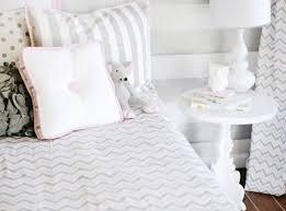 bedding set pink and white bedding set amazingwords bright pink