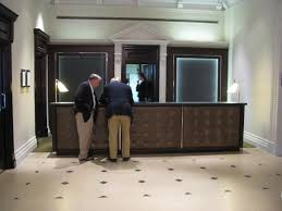 Accessible Reception Desk Internal Routes Information For Guoman The Royal Horseguards London