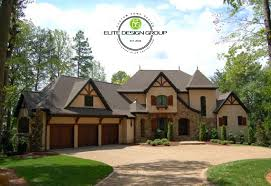 English Tudor by Noble Estates Plan 4000 Edg Plan Collection