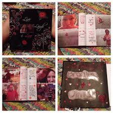 valentines1000 photo album best 25 diy album for boyfriend ideas on