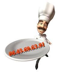 cherche chef de cuisine sos cuisinier