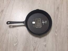 pubg pan playerunknown s battlegrounds pubg pan signed by brandon greene