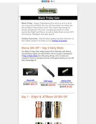 fasttech black friday going gear summer sale 15 off almost everything olight r50