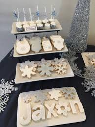 winter baby shower interior design amazing winter themed baby shower decorations